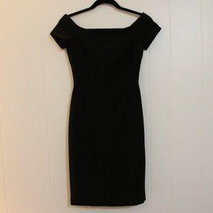 Alice + Olivia Black Dress